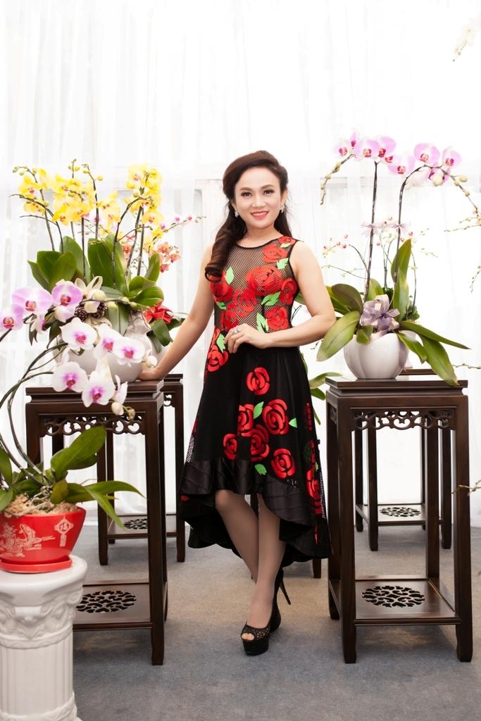 Doanh nhân Lê Thị Minh Dung - GĐ Công ty VLXD Minh Trâm